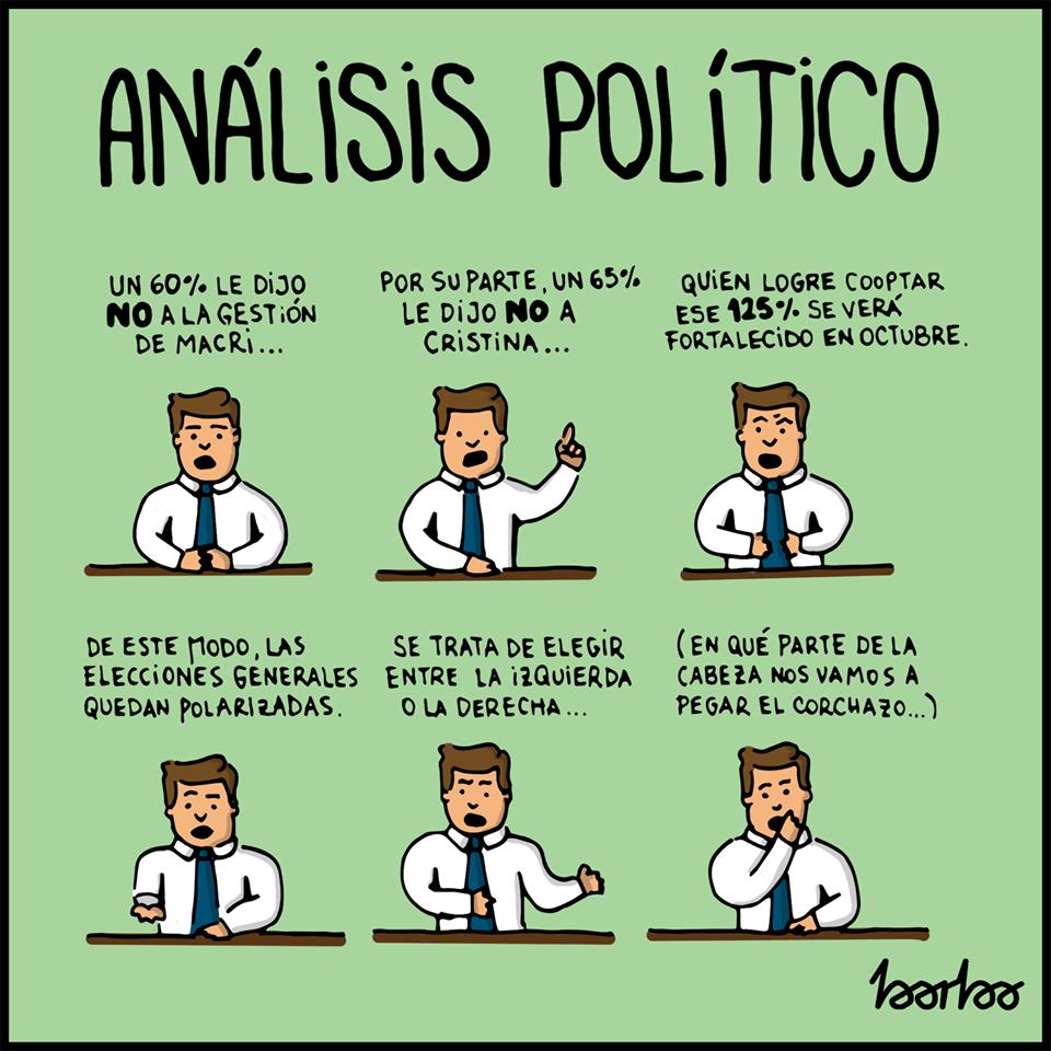 barba analisis politico