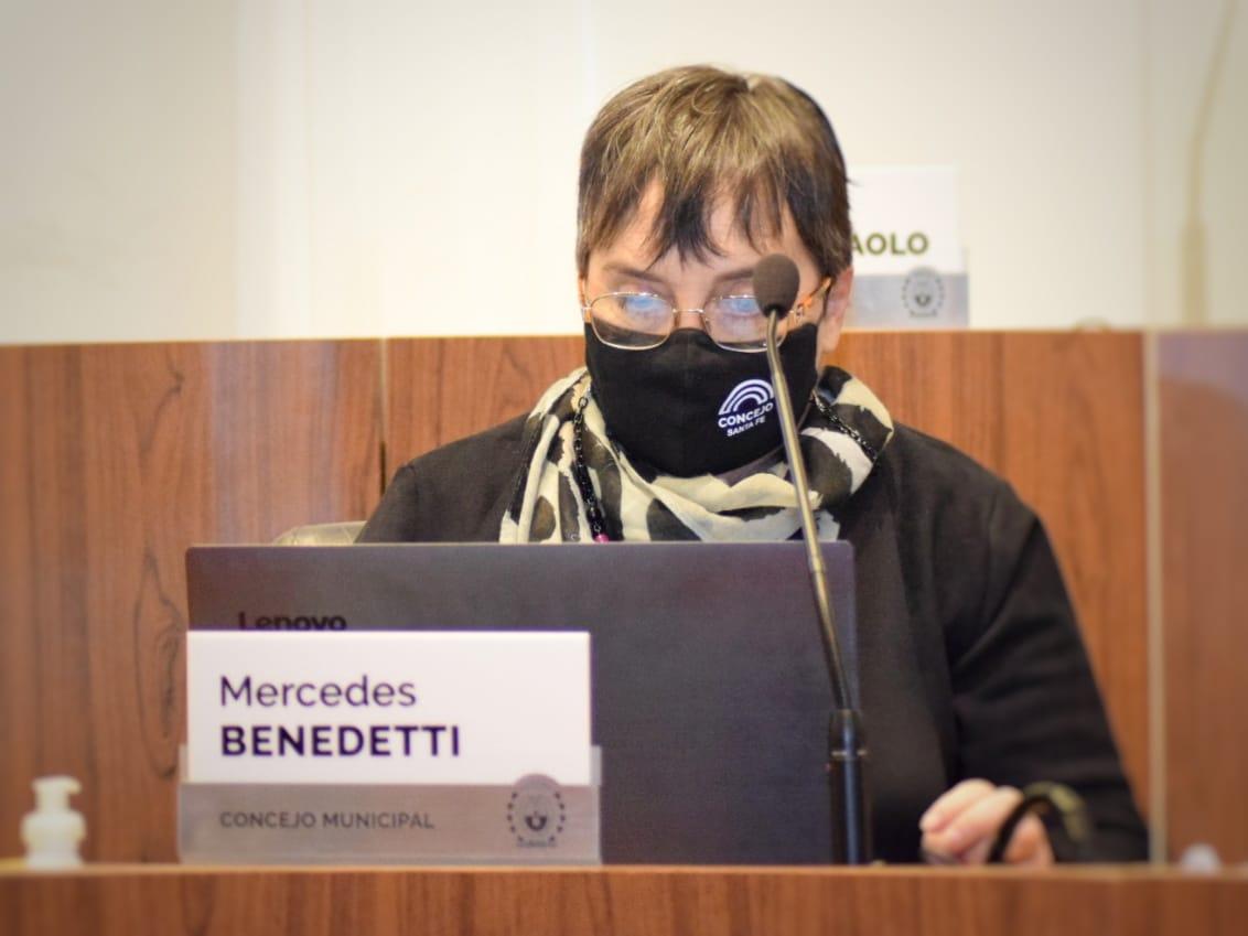 Mercedes Benedetti